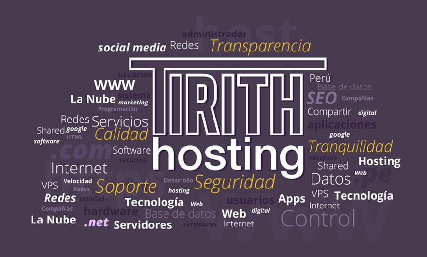 ¿ Qué hacemos en Tirith Hosting?